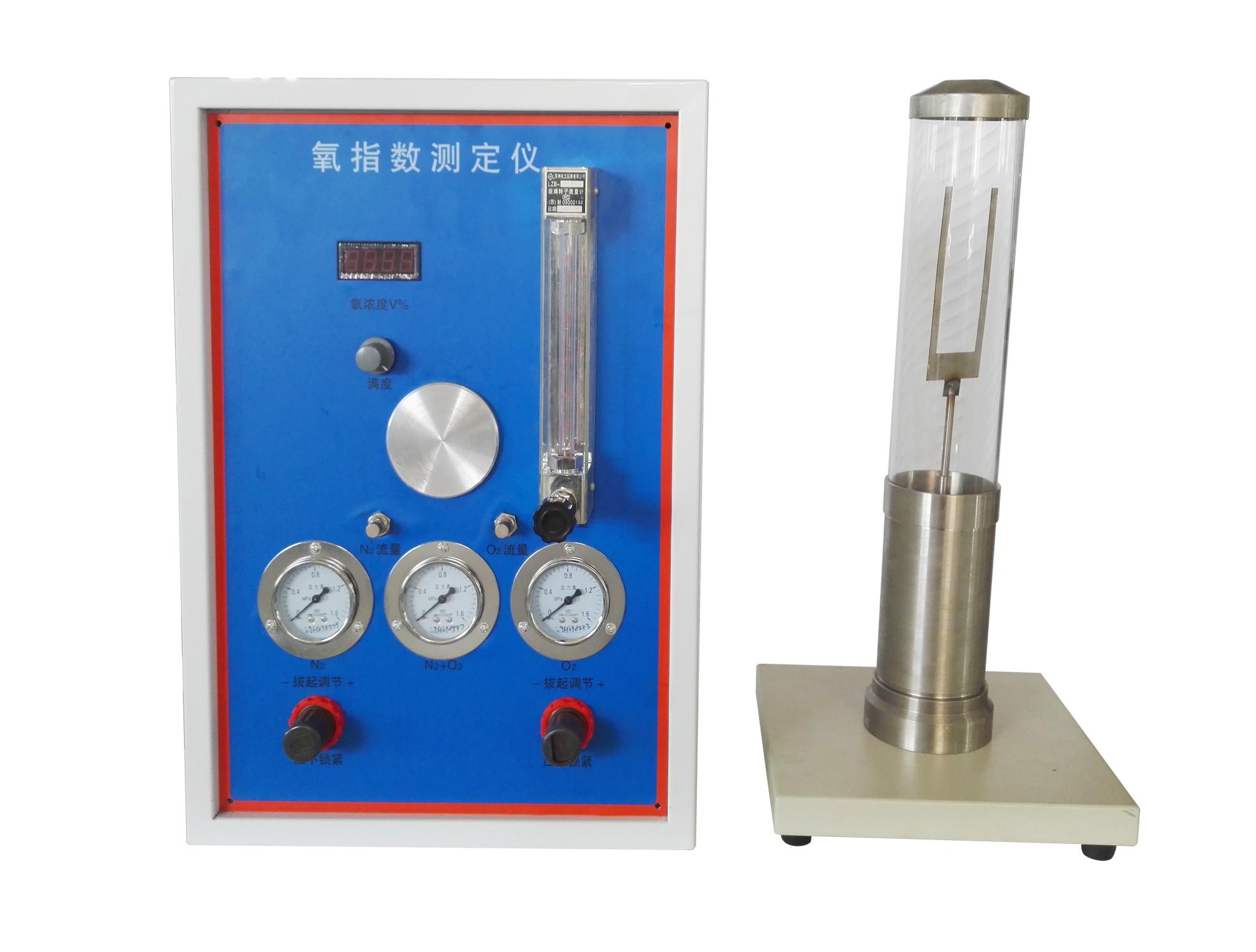 JF-3 氧指数测定仪
