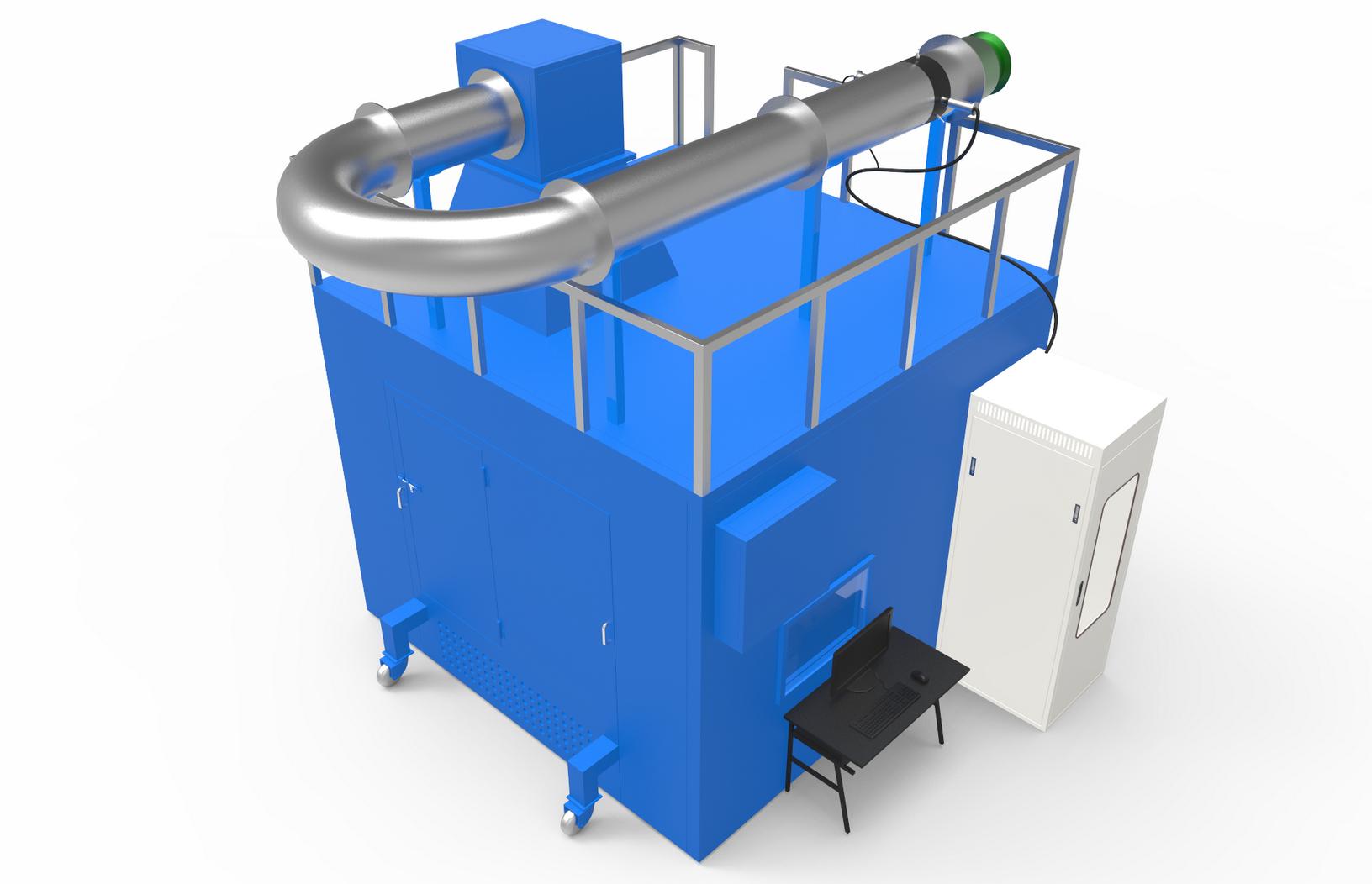 DT-1 建材制品单体燃烧试验装置