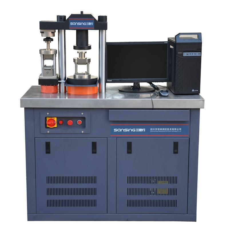YAW-300B型 全自動抗折抗壓試驗機