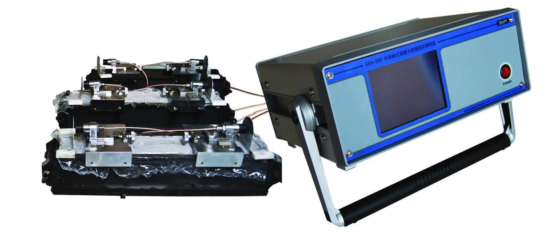 SSX-SSF非接触式混凝土收缩变形测定仪