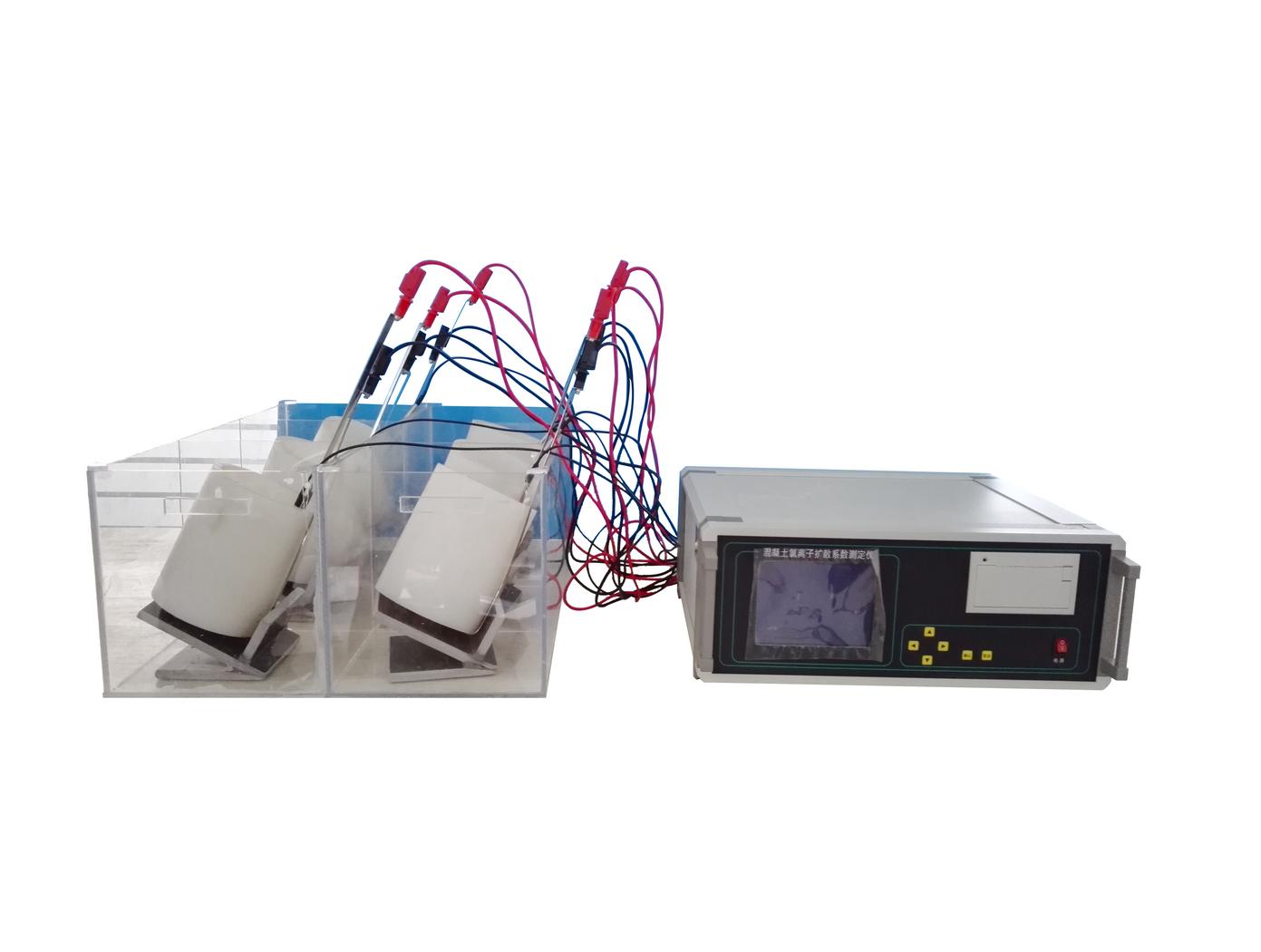 RCM-10 混凝土氯离子扩散系数测定仪